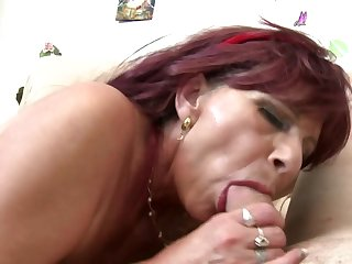 Mature sex bombs moms seduce young boys