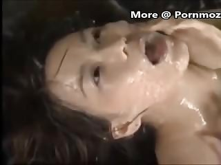 Japan mom Pissed on, fucked and bukkake