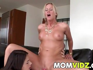 Anal sex with stepmom Simone Sonay and..