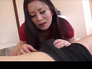 Roleplay Japanese Mother NOT her son..