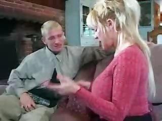 Mature Woman Fucking Young Boy ...F70
