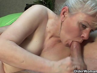 Hot grannies who prefer younger men for..